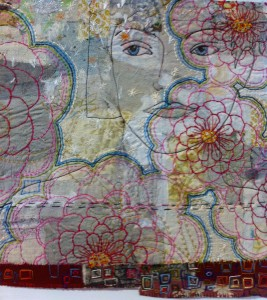 Louise Baldwin Festival of Quilts 2014
